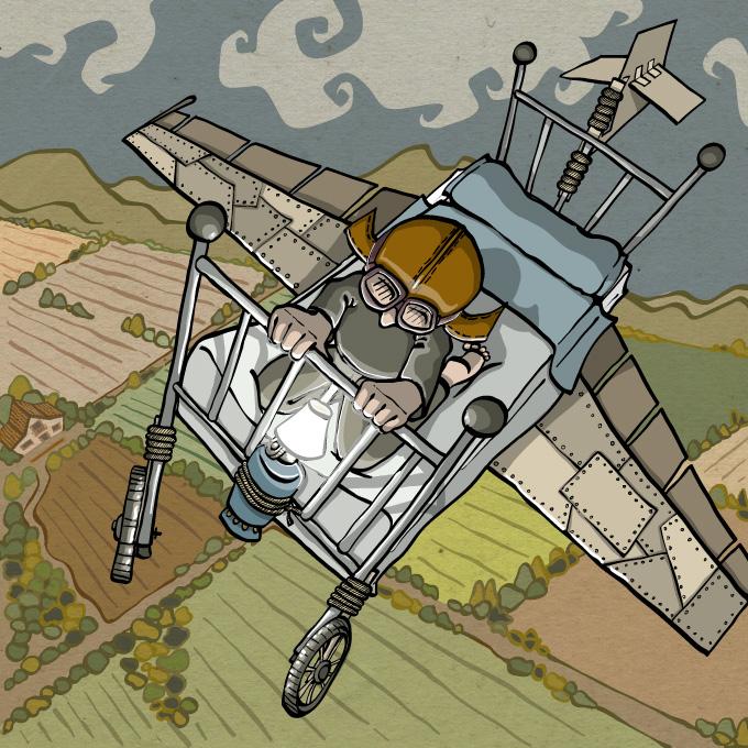 Joan-i-el-llit-volador